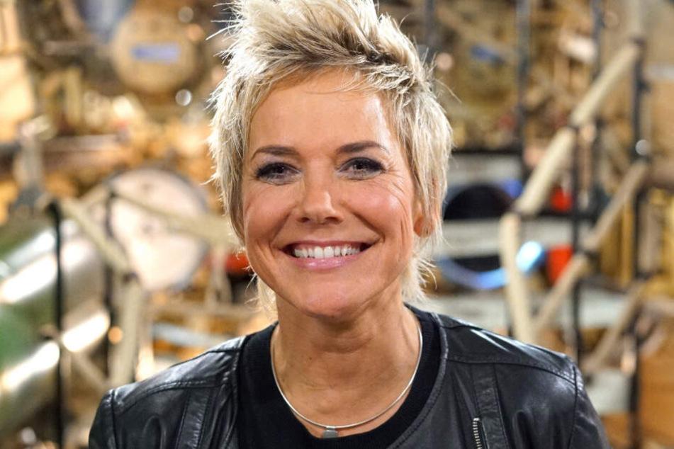 Inka Bause startete ihre Karriere als Sängerin in der DDR.