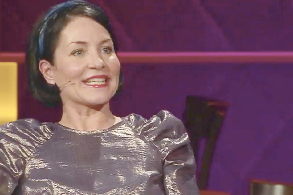 """Zu Gast auf dem Riverboat: DIE """"Miriam Stockl"""" - Marisa Burger (47)."""