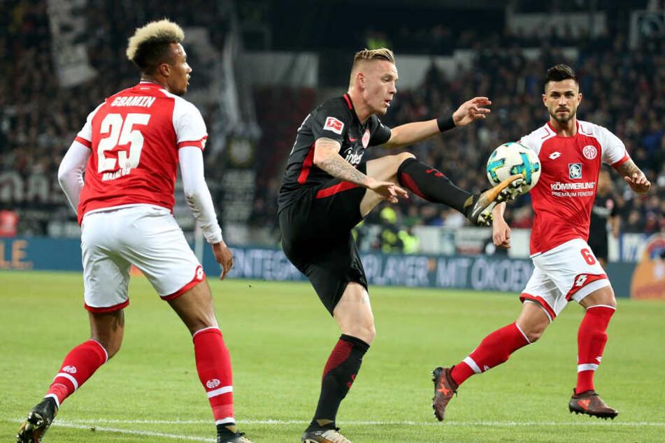Marius Wolf hat sich unter Trainer Niko Kovac zum Stammspieler gemausert.