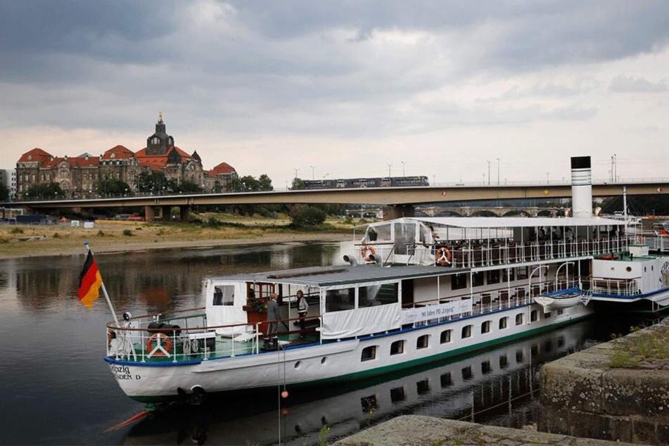 4 Mio. Euro fehlen! Riesen-Finanzspritze muss Weiße Flotte über Wasser halten