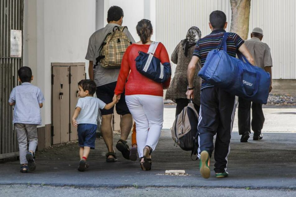 Rund 55.000 Asylbewerber und Migranten verließen Deutschland 2016 freiwillig. Das sind so viele wie seit 16 Jahren nicht mehr. (Symbolfoto)