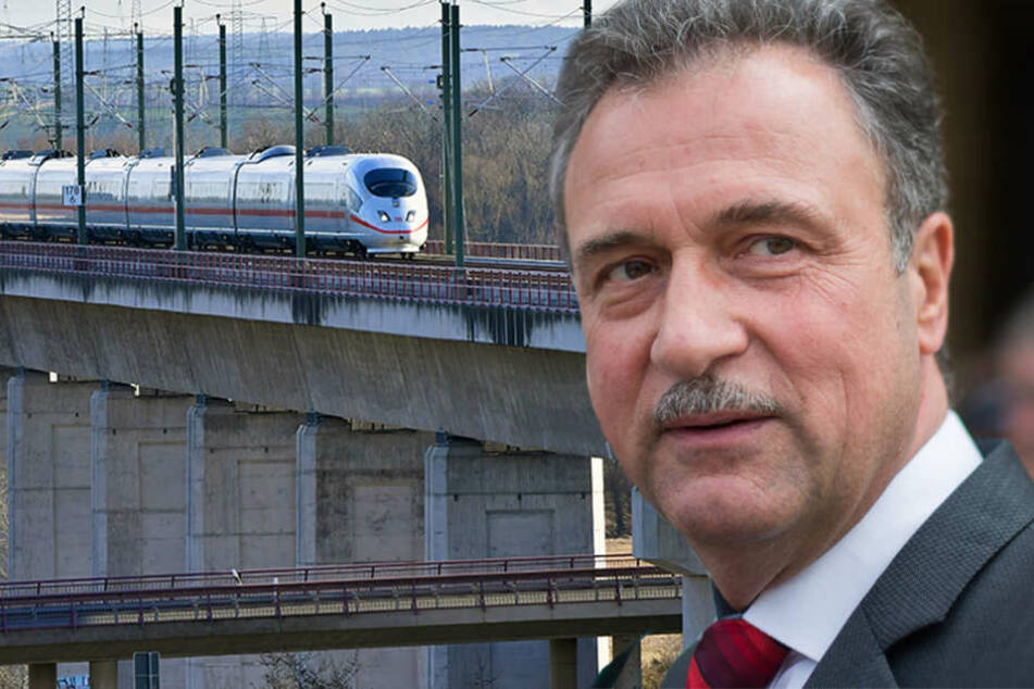 Im Tarif-Poker: Bahn will Lokführergewerkschaft ein Angebot machen