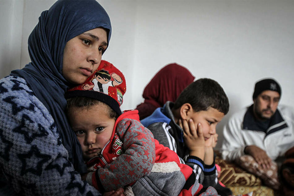 Überdurchschnittlich viele Flüchtlinge aus Syrien sollen psychisch krank sein.