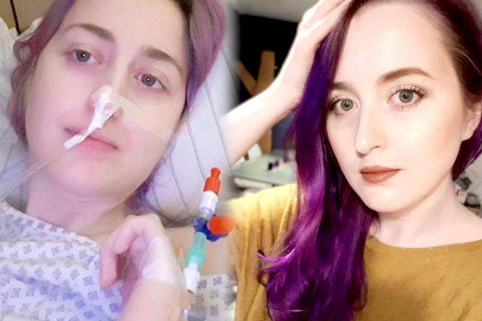 29-Jährige kämpfte mehrmals um ihr Leben: Jetzt macht sie anderen Mut!