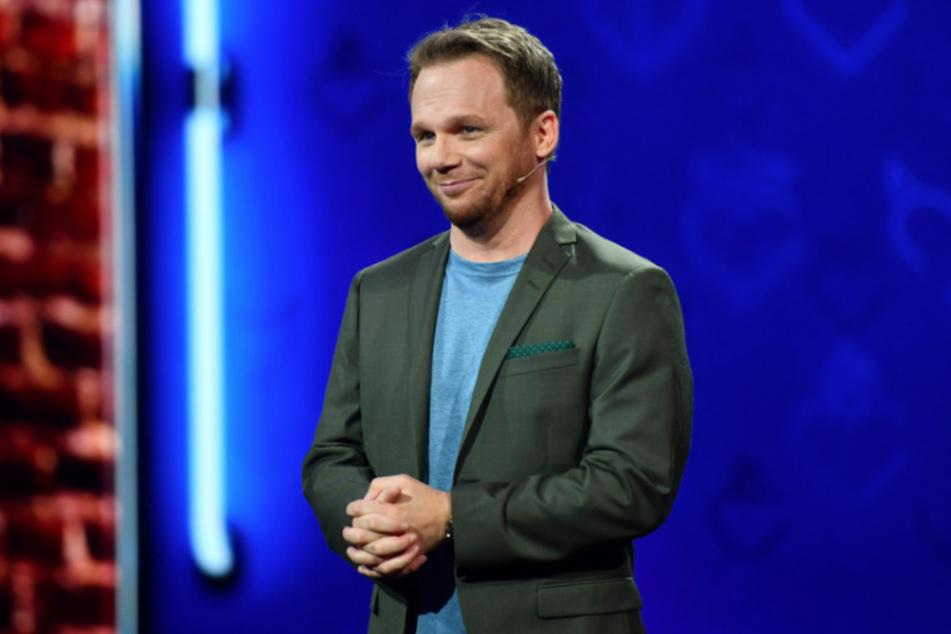 Ralf Schmitz (46) freut sich auf die Kandidaten seiner neuen Show.