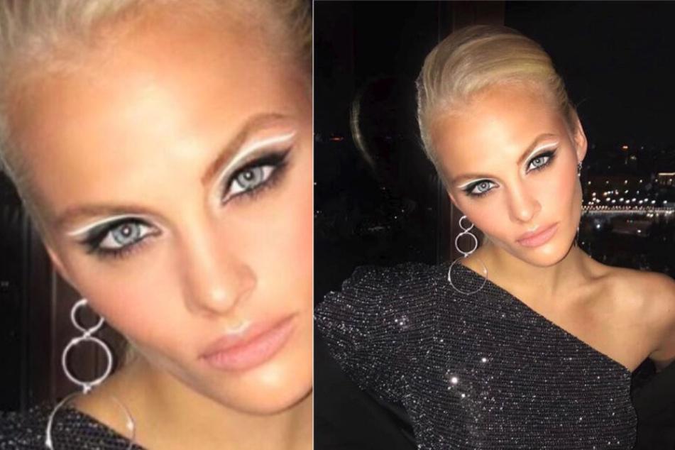 In Russland ist Ksenia Puntus ein großer Star. Doch was passierte mit dem Model wirklich an jenem Morgen in Moskau?