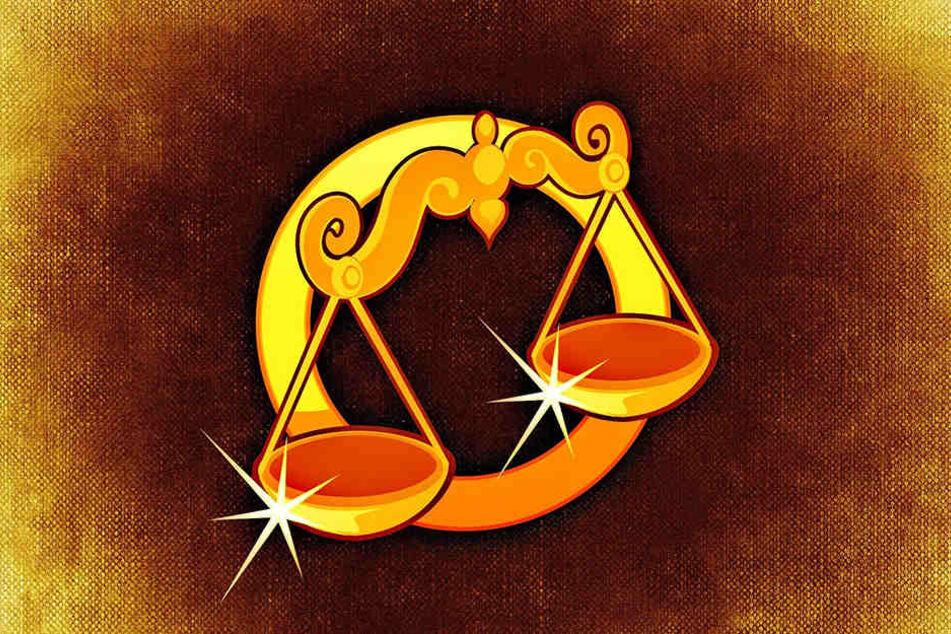 Horoskope die sich nur auf einzelne Sternzeichen (hier z.B. Waage) beschränken, gelten als eher ungenau.