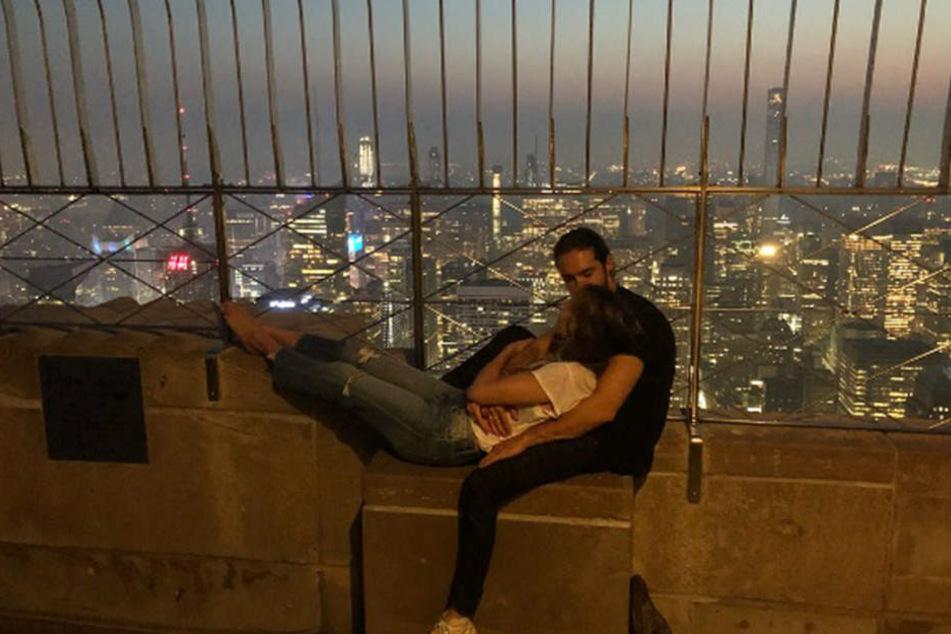 Der Blick von der 86. Etage des New Yorker Empire State Building ist einfach traumhaft.