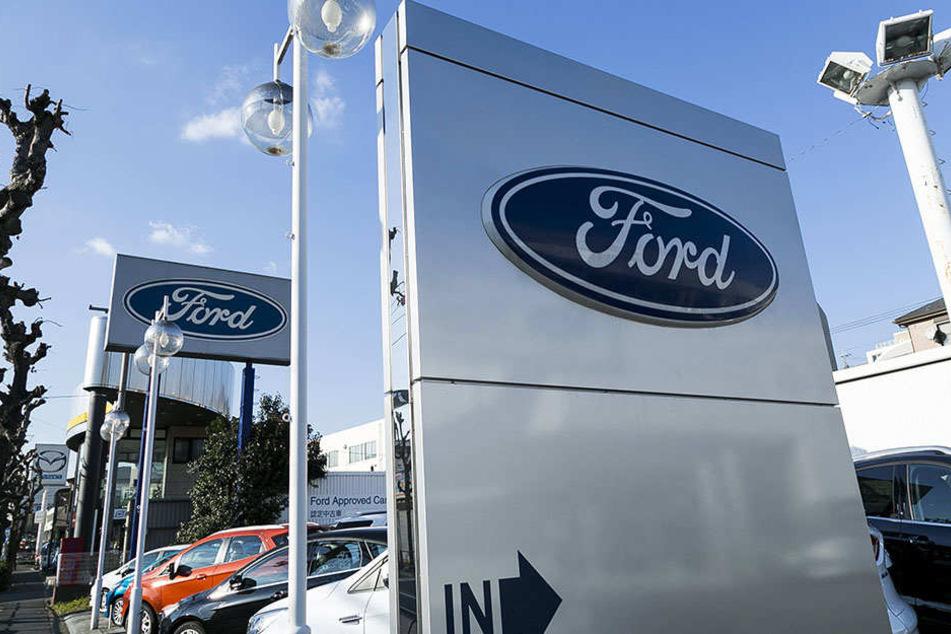 Mehr als eine halbe Million Autos ruft Ford zurück.