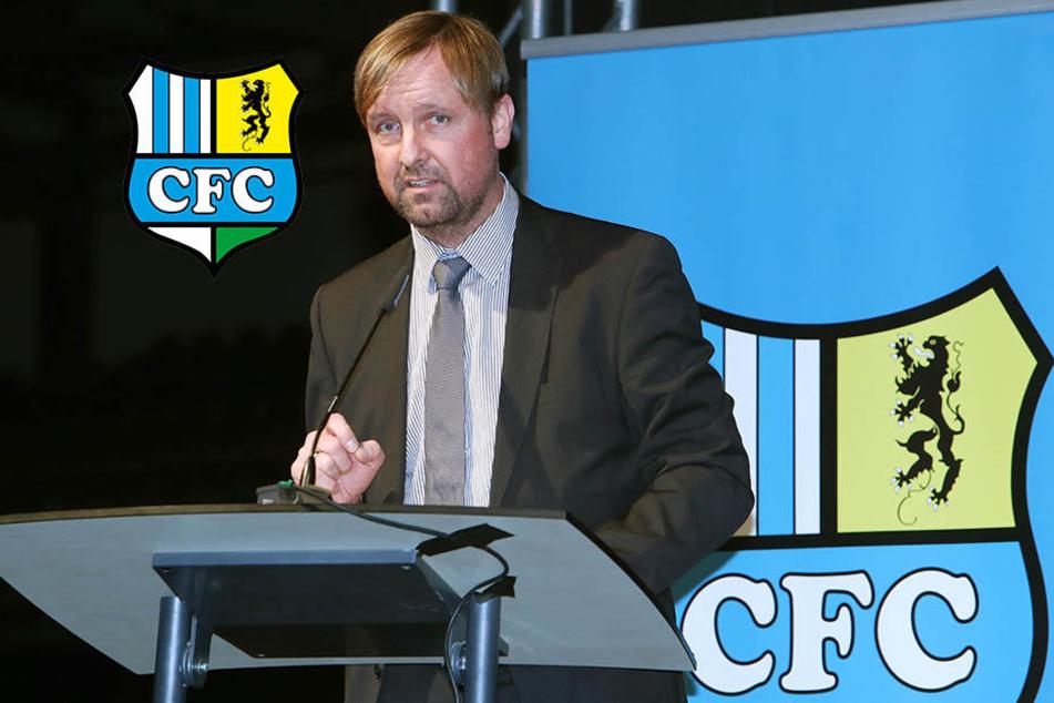Nach CFC-MV: Ex-Vorstand Bohne verklagt Aufsichtsratschef Bauch