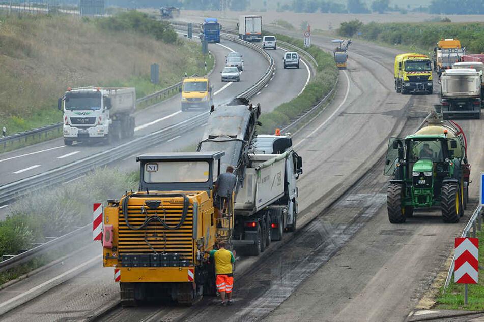 Knapp 17 Millionen Euro für Erneuerung von Autobahnen