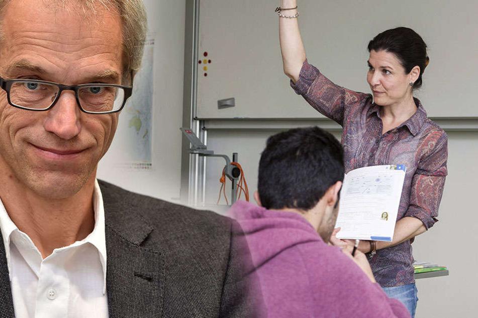 Falk Schmidtgen, Leiter des Dresdner Schulverwaltungsamtes.