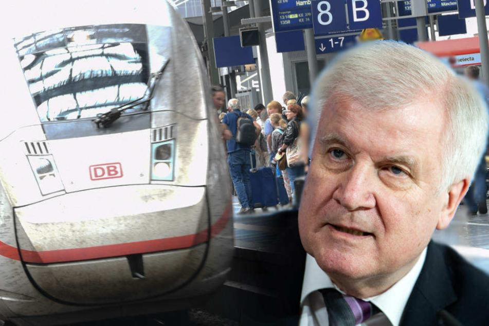 Frankfurt: Nach tödlicher ICE-Attacke: Maßnahmen für mehr Sicherheit an Bahnhöfen beschlossen!