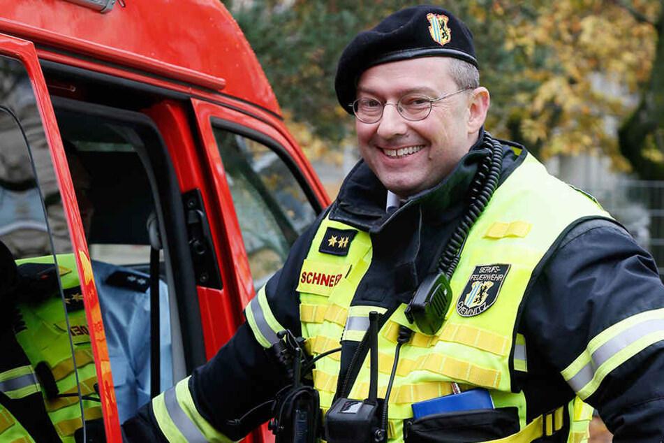 Dr. Dirk Schneider (48) ist der lokale Bewerber für die Nachfolge.