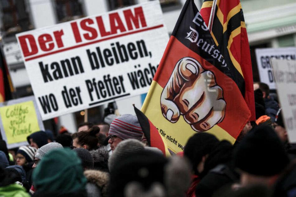 "Verfassungsschutz: Cottbus ""Hotspot"" der rechtsextremen Szene"