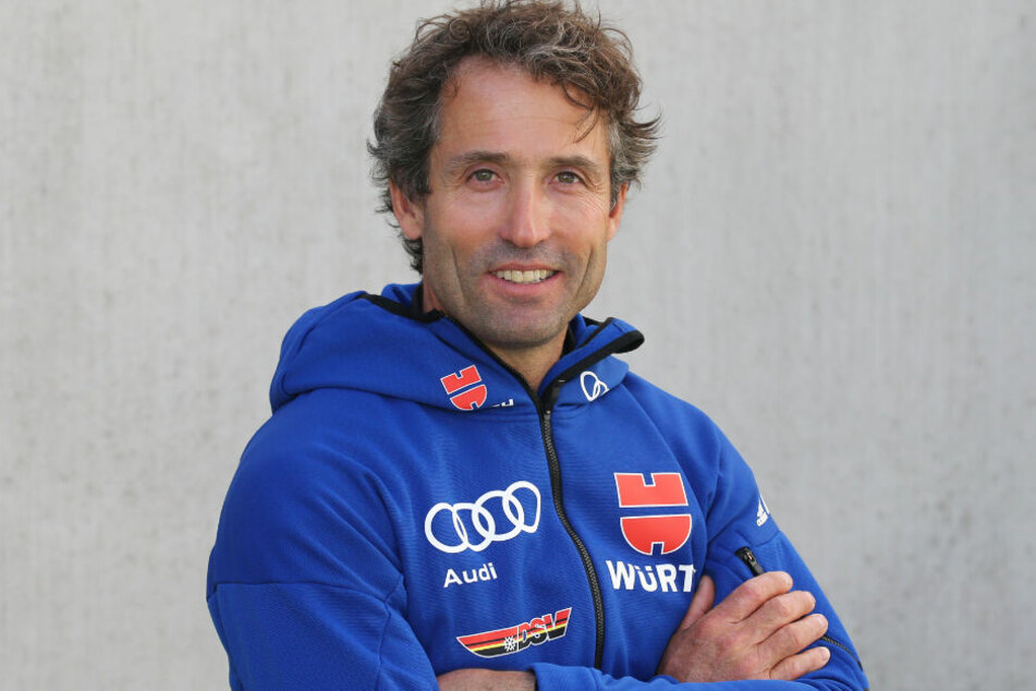 Teamchef Peter Schlickenrieder hat große Ziele für die Heim-WM 2021.