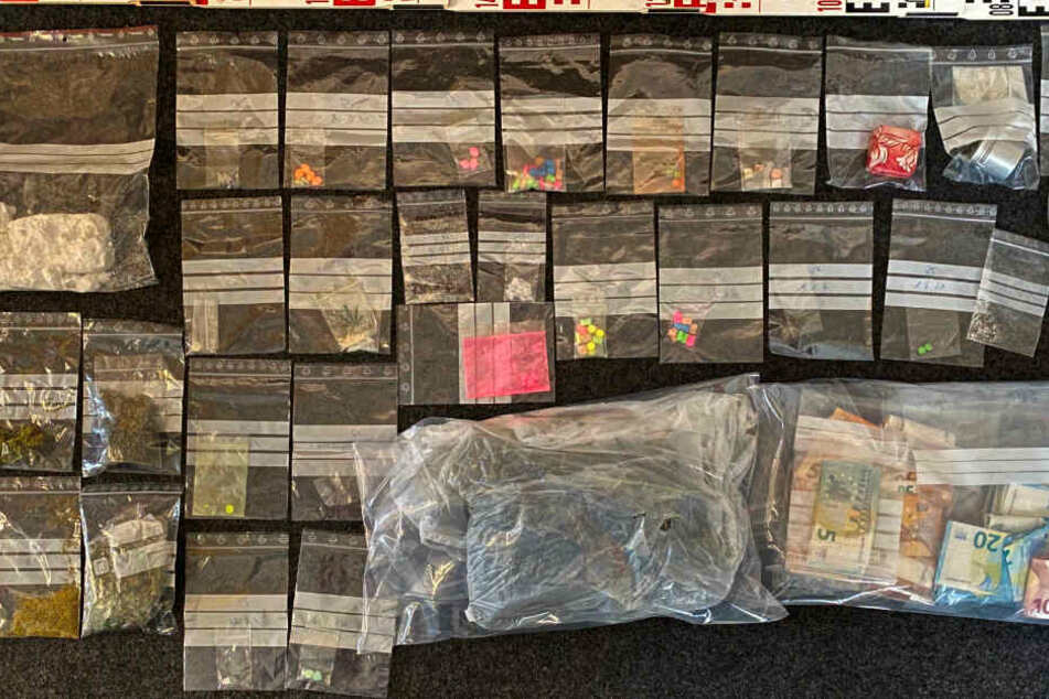 Polizei gelingt massiver Schlag gegen Drogenbande