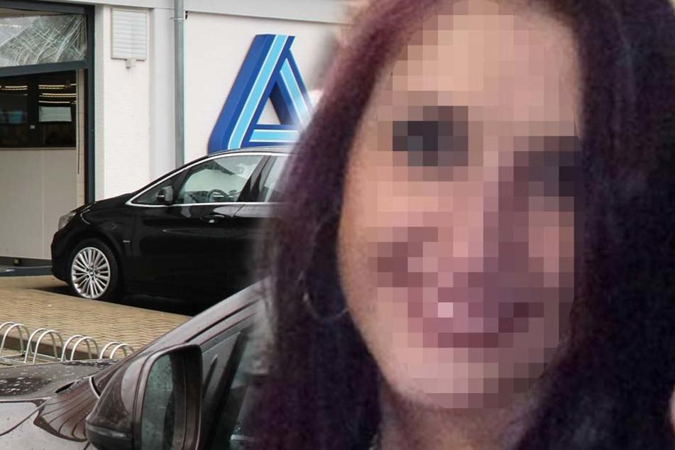 Grausame Details: Mann sticht zweifache Mutter im Aldi nieder