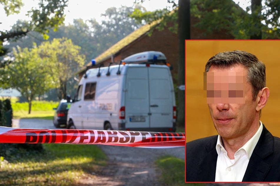 Im September 2016 soll Georgios S. seine von ihm getrennt lebende Frau erschossen haben.