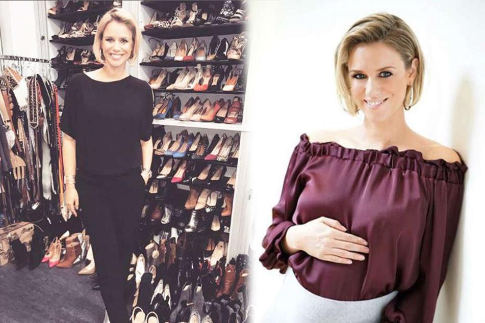 RTL-Moderatorin Sandra Kuhn ist schwanger!