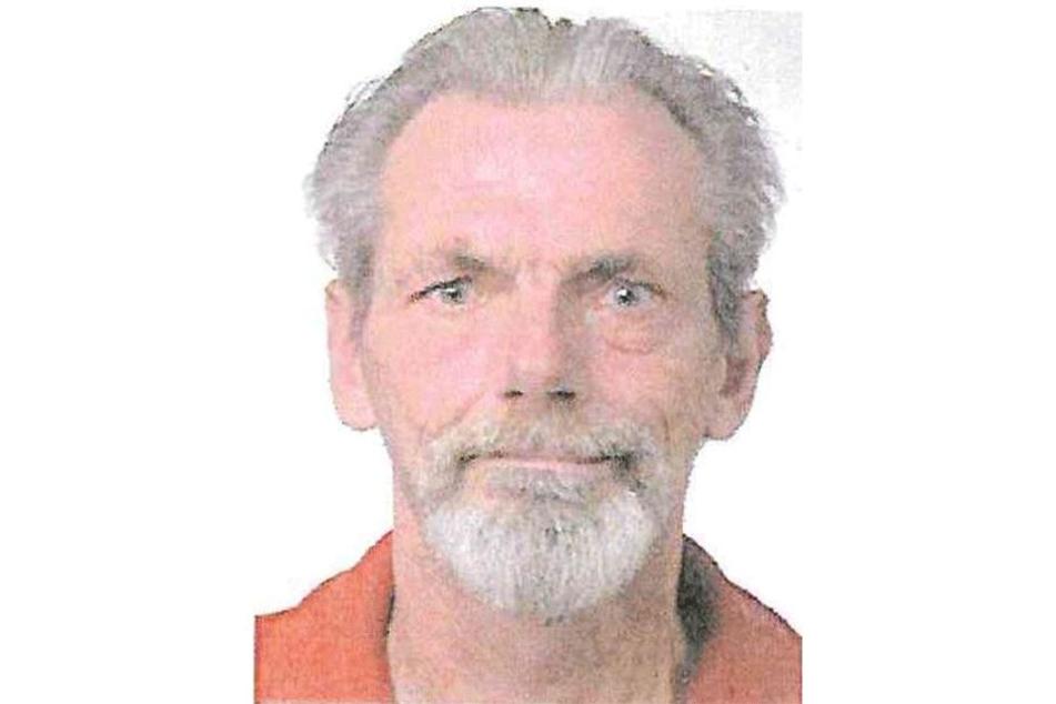 Wer hat den 66-jährigen Peter K. aus Pirna gesehen?