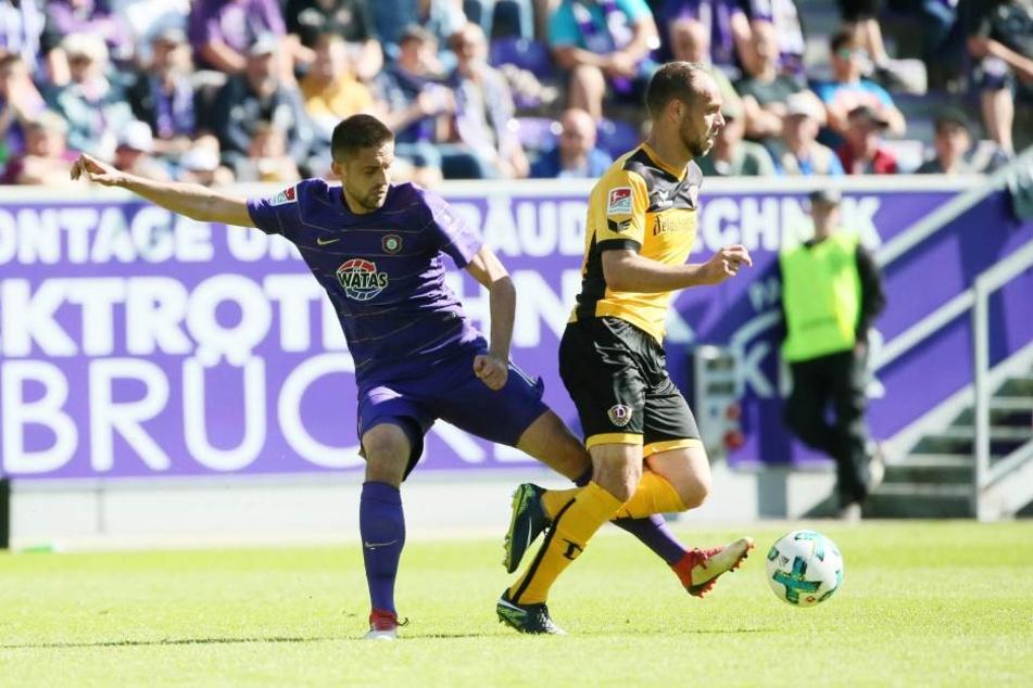 Muss das Sachsenderby Dynamo Dresden gegen Aue verschoben werden?