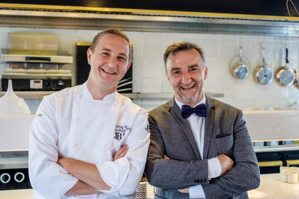 Sylter Duo kocht das beste, was Deutschland zu bieten hat