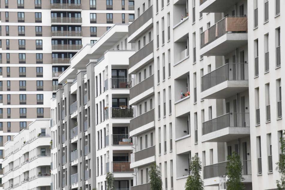 In Berlin werden weniger Wohnungen genehmigt