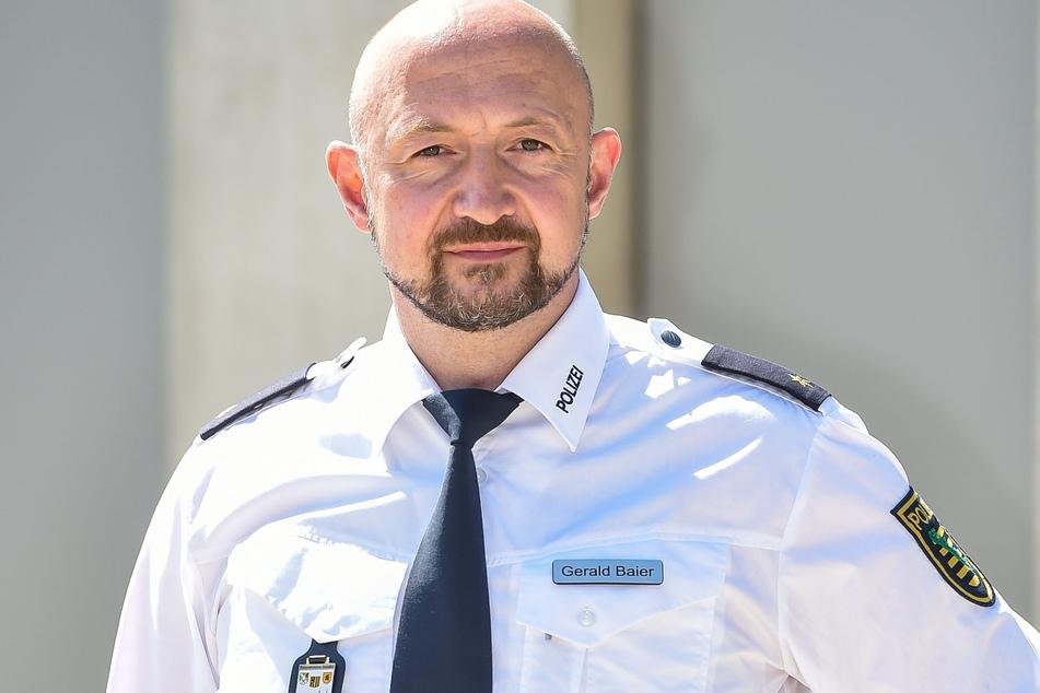 Verkehrspolizeichef Gerald Baier (44) will die Kontrollen auch mobil fortsetzen.