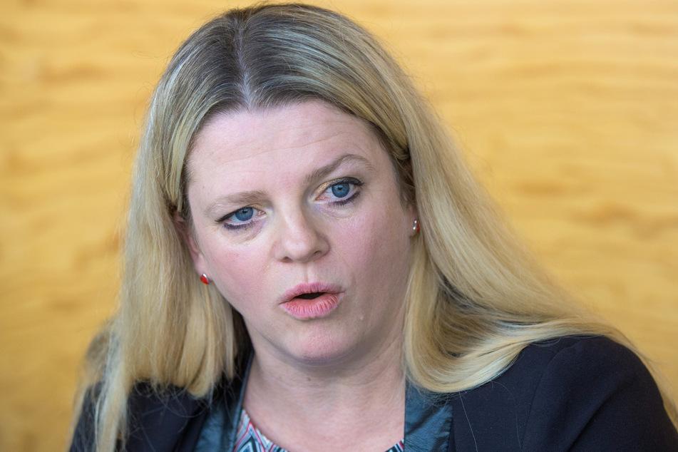 Susanne Schaper (43, Linke).