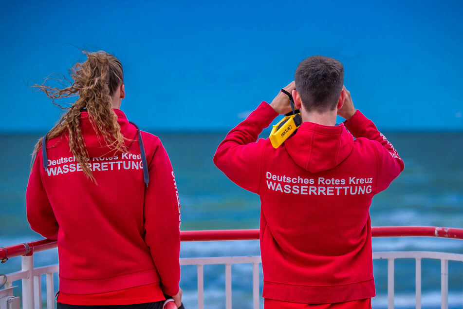 Bade-Drama: Frau ertrinkt in Ostsee
