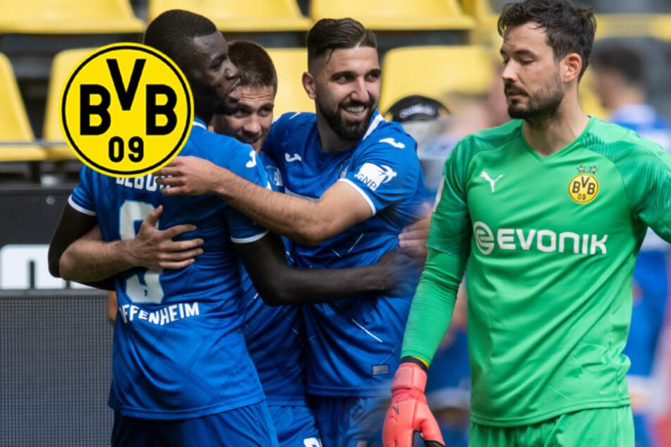 BVB-Blamage! Hoffenheim schießt Dortmund dank Kramaric ab