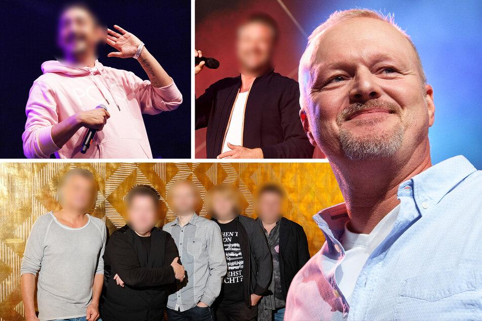 """Diese Stars sollen zum """"Free ESC"""" von Stefan Raab antreten"""