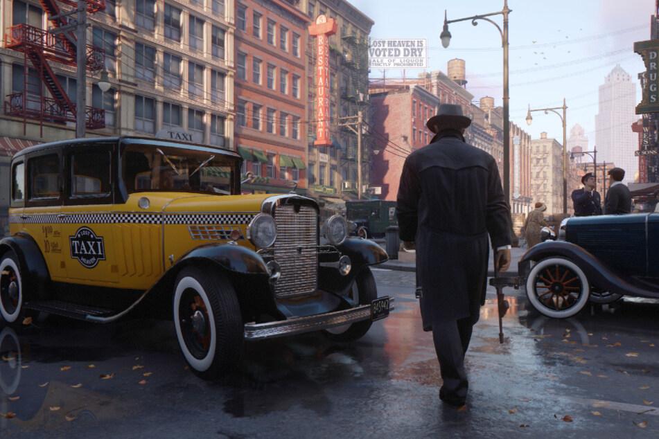 """In der """"Mafia: Definitive Edition"""" dürft Ihr endlich wieder als knallharter Gangster die fiktive Metropole """"Lost Heaven"""" erkunden."""