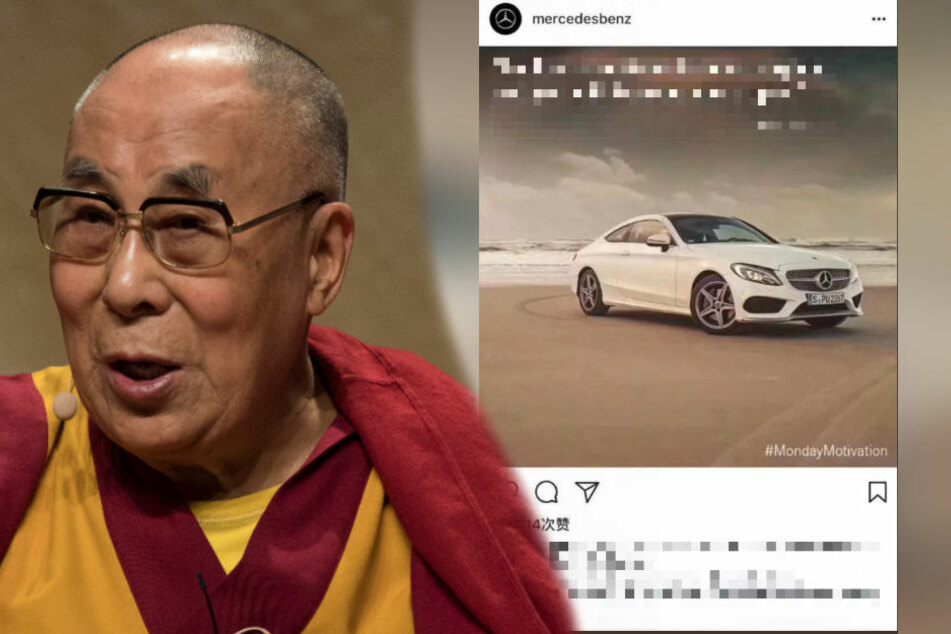 Dalai-Lama-Zitat: Daimler entschuldigt sich bei Botschafter