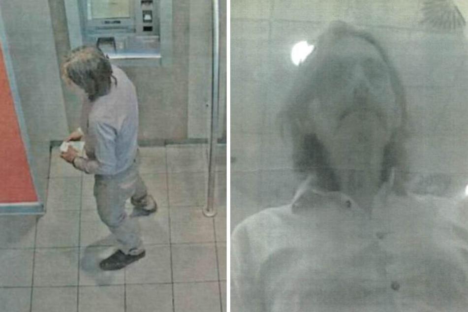Geld mit Fake-Ausweis abgehoben: Wer kennt diesen Mann?