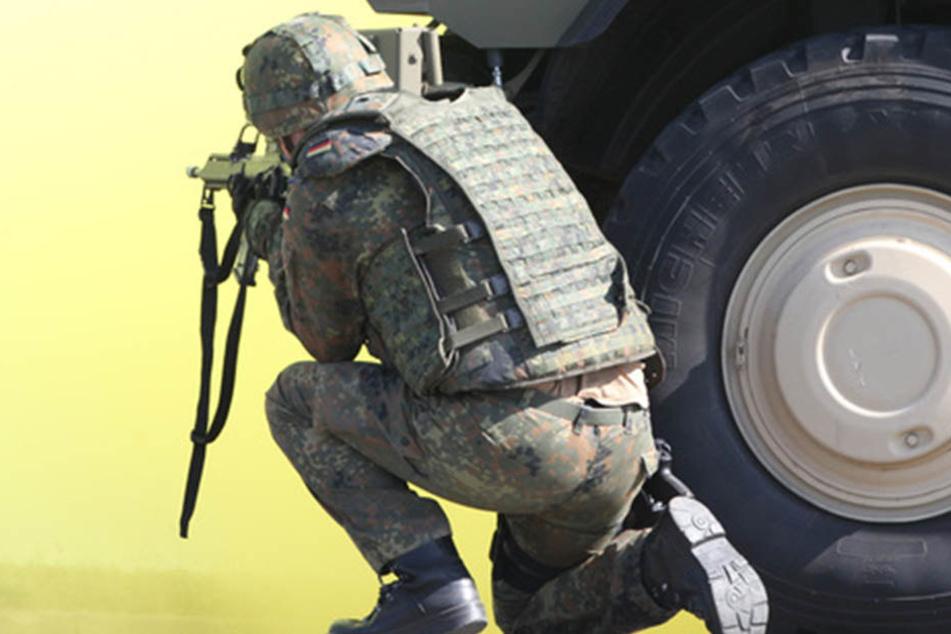 Sachsens Polizei plant Anti-Terror-Einsätze mit Bundeswehr