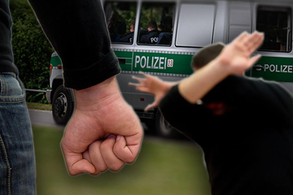 Schwer verletzt mit Messer! Streit zwischen Männern eskaliert