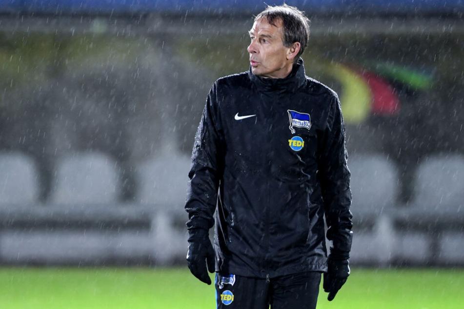 Jürgen Klinsmann soll während seiner Zeit bei Hertha ein Protokoll verfasst haben, welches nun veröffentlicht wurde.