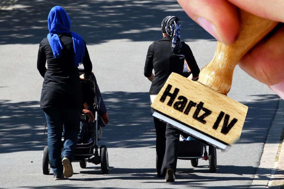 Von den knapp drei Millionen Hartz-IV-Empfängern sind fast ein Drittel Ausländer. (Symbolbild)