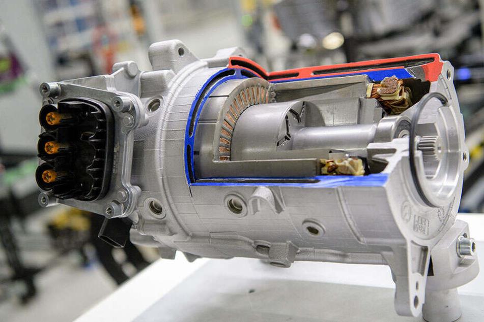 Daimler wird in Zukunft keine Elektromotoren mehr zusammen mit Bosch herstellen. (Symbolbild)
