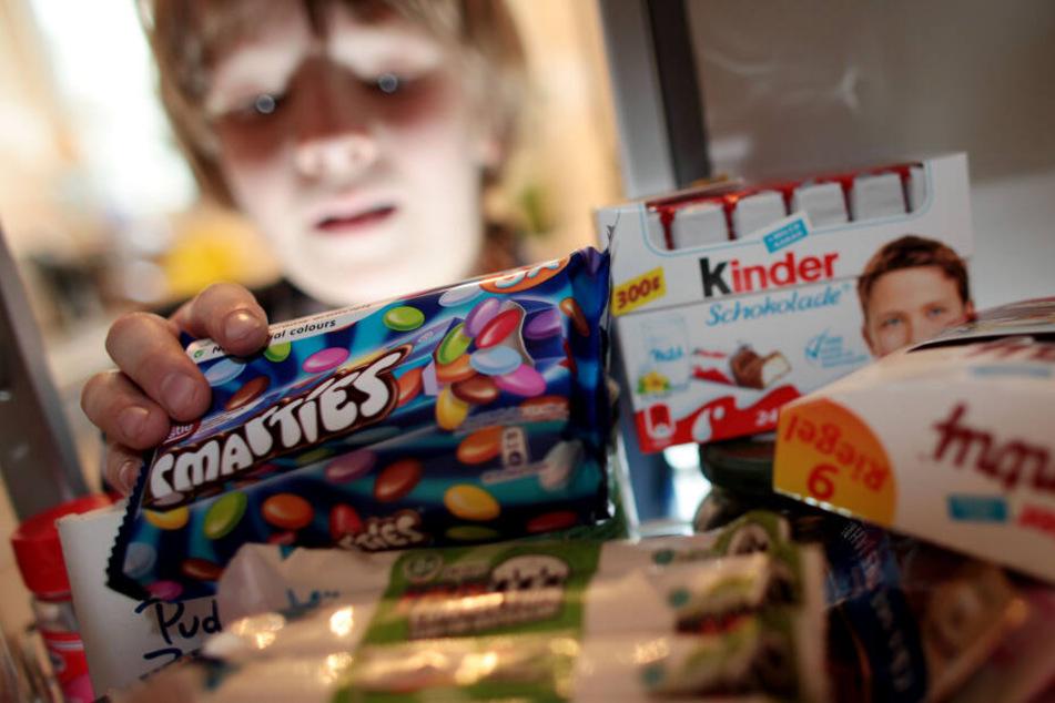 An Süßigkeiten gibt es für Groß und Klein viel Auswahl.