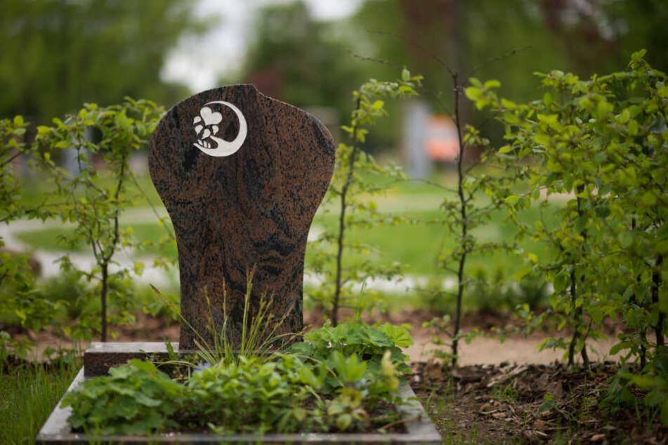 In einem Grab befinden sich dann zum Beispiel die Urnen von Herrchen/Frauchen und dem geliebten Haustier.