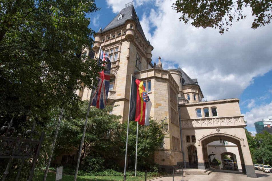 Die Villa Kennedy in Frankfurt: In diesem Luxus-Hotel soll Jan Ullrich 2018 eine Prostituierte angegriffen haben.