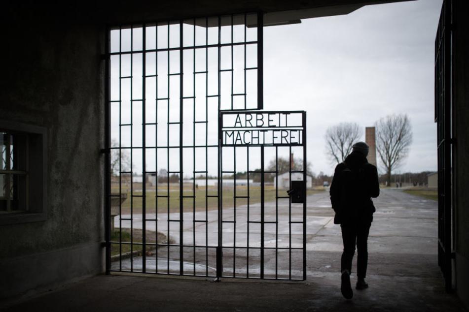 Das KZ Sachsenhausen: Die Nazijäger wollen in diesem Jahr etwa Verantwortliche benennen können, die hier ihr Unwesen trieben. (Archivbild)