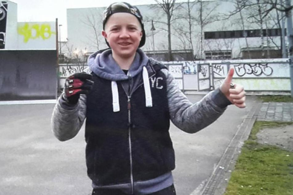 13-Jähriger ist oft mit seinem goldenen Bike unterwegs: Wo ist Louis?