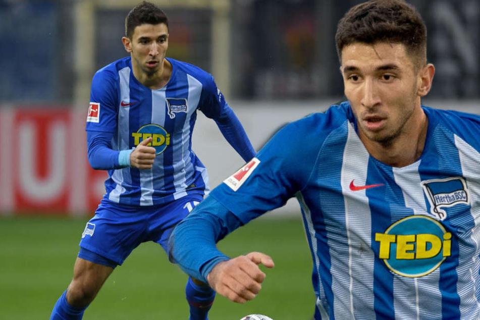 Marko Grujic droht die Personalsorgen bei Hertha BSC zu verschärfen.