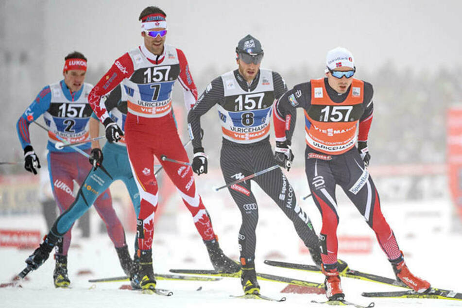Am Elbufer wird im Januar die Weltelite des Skisports nach Dresden kommen.