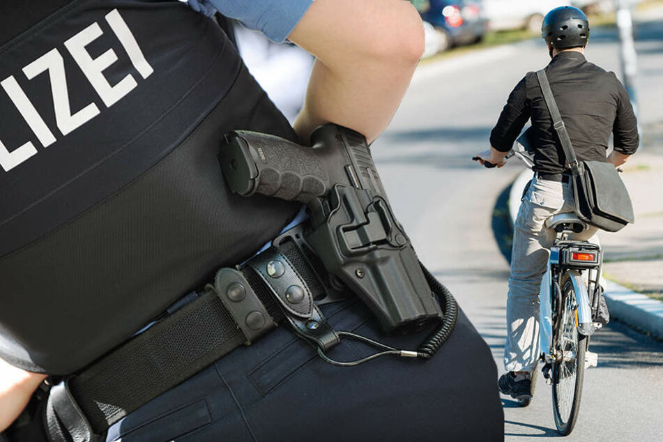 Die Polizei wurde bei der Lügengeschichte des Fahrrad-Diebes misstrauisch. (Symbolbild)