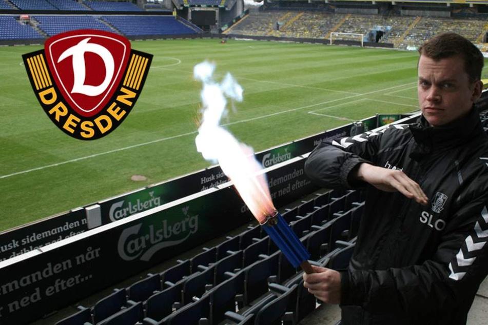 Neue Bengalos könnten die Lösung für Dynamos Ultra-Streit sein